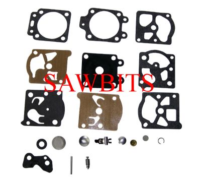 COMPATIBLE HUSQVARNA SEE LIST AND STIHL WALBRO K20-WAT 017 021 026 025 SEE LIST CARBURETTOR KIT